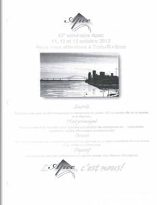 2012 - Trois-Rivières
